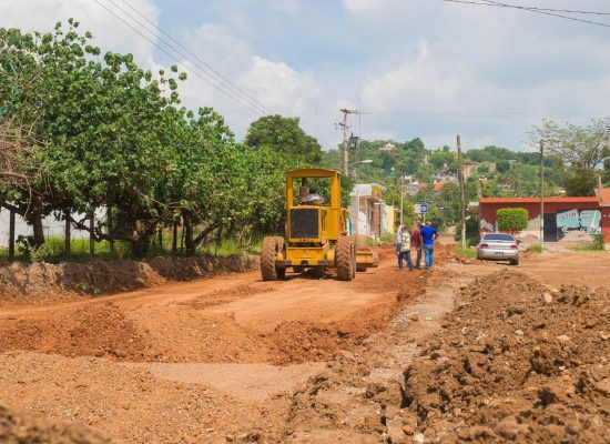 Proyecto de pavimentación