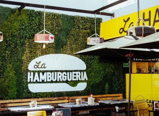 La Hamburguería, Plaza Laguna Mazatlán